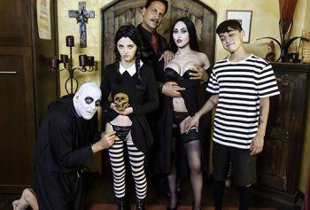 Sex Orgy Addams family