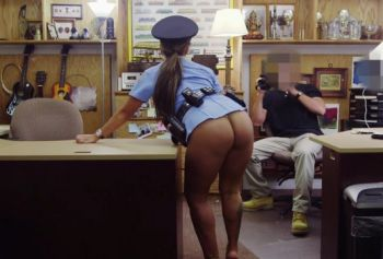 Sex with police anal porn with a woman COP